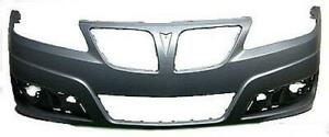 Cpp Front Bumper Cover For 09 10 Pontiac G6 Gm1000904
