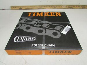 New Timken Drives Roller Chain 100 1r 10 Ft Coil New In Box Make Offer