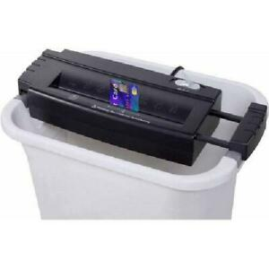 Heavy Duty Home Office Shredder Paper Credit Cards Without Basket