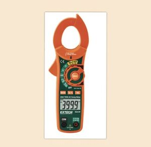Factory Sealed Package Extech Ma410t 400a Ac True Rms Clamp Meter Ncv