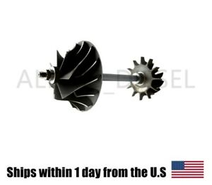 New Turbine Assembly For Volvo Mack D13 Mp8 Turbo W Vgt 85151101 85151100