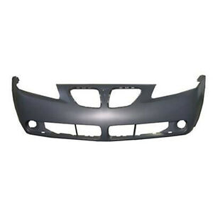 Cpp Front Bumper Cover For 05 09 Pontiac G6 Gm1000731