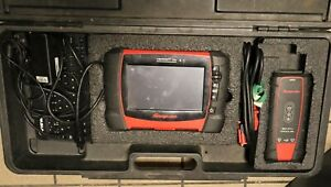 Preowned Snap On Verdict D7 Eems324 Complete Scan Tool Lab Scope Bundle