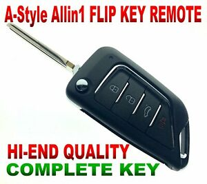 Change Range Rover Valet Key Or Rubber Remote To A Key Style Flip Remote Chip
