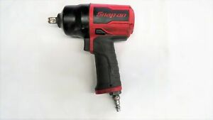 Snap On Tools Super Duty Impact Air Wrench Pt850 1 2 Drive Great Shape