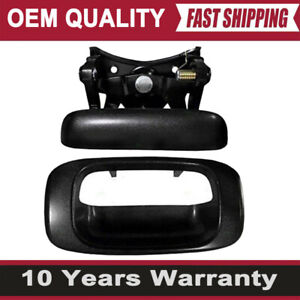 For 1999 2000 2001 2002 2003 2004 2005 2006 Gmc Sierra Tailgate Door Lift Handle