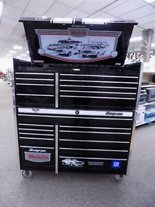 Limited Edition Snap On Rolling Tool Box Gm Muscle Car Ed Krl791apfp Rare