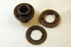 100 1 1 1 4 Bore X 3 4 Wide Left Hand Thr Grinding Wheel Mount a 3 13 3 3