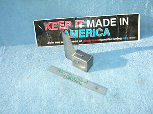 Square Knife Edged 2 Hi Precision 1 X 2 X 3 Surface Plate Toolmaker Machinist