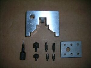 Sunnen Ag 300 Extension Points Calibrator Block For Early Style Gage