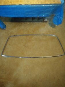 1965 Amc Rambler Classic Rear Windshield Molding Set 4pc