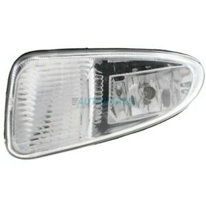 New Front Left Fog Light Fits 2001 2004 Chrysler Town Country 4857267aa