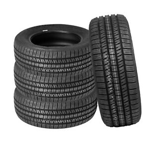 Set Of 4 Suretrac Comfortride 225 65r17 Tires Sl Bsw 102h qty 4
