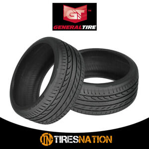 2 New General G Max Rs 205 55zr16 91w Tires