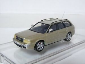 Emc Pivtorak 1 43 1995 Audi Rs2 80 Avant Handmade Resin Model Car