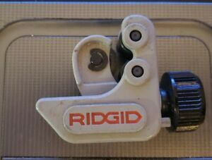 Pre owned Ridgid Model 101 Tube Tubing Cutter