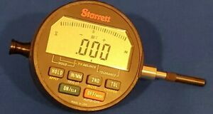 Starrett Digital Indicator 250 Travel