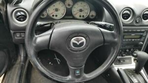 Column Switch Assembly With Cruise Control Fits 99 05 Mazda Mx 5 Miata 269917