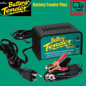 Deltran Battery Tender Plus Charger 12volt Maintainer 1 25a Model 021 0128