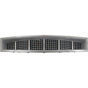 New Front Bumper Grille Chrome Silver Fits Cadillac Escalade 2008 2014 Gm1036135