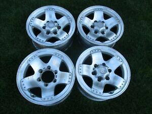 16 Toyota Sequoia Tacoma Enkei Factory Oem Alloy Wheels Rims 01 07 Tundra
