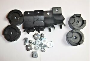 Predator 2000 Watt Inverter Generator Seat Frame W Rubber Cushion Set Oem
