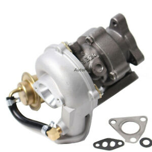 Vz21 13900 62d51 Mini Turbo Charger For Small Engines Snowmobiles Atv Rhb31 New