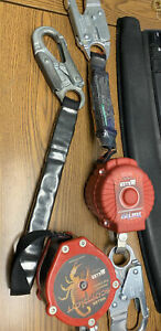 2 Fall Protection Limiters miller Scorpion An Turbo