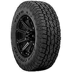New Lt285 75r16 Toyo Open Country A T Ii All Terrain 10ply 285 75 16 2857516 Bl