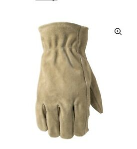Wells Lamont Cowhide Xl Leather Work Gloves 1057