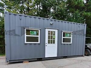 20 Container Home The abilene Model