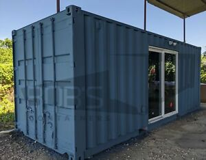 20 Container Home The cleveland Model