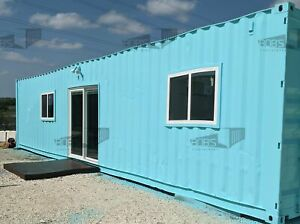 40 Container Home The alpine Model