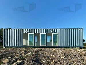 40 Container Home The cedar Model