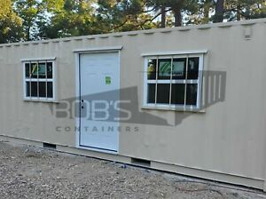 20 Container Office Model A