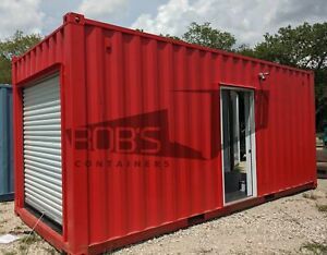 20 Container Office Model E