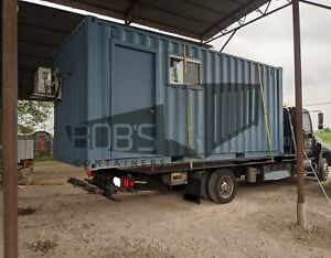 20 Split Container Office 10 Storage 10 Office