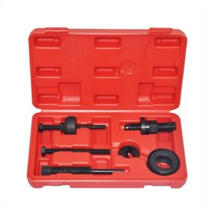 Power Steering Pump Pulley Puller Remover Installer Tool Kit Removal Set For Gm
