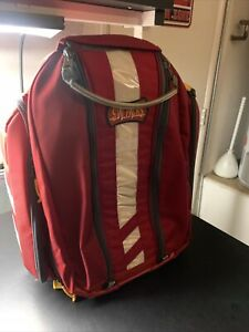 Statpacks G1 Load N Go Red Bag