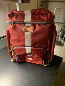 Statpacks G3 Clinician Bag Red