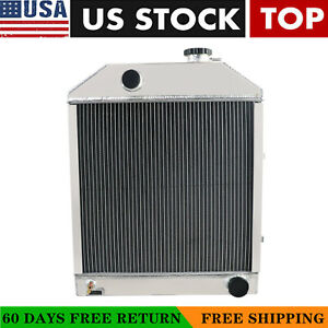 C7nn8005h 4 Row Tractor Radiator For Ford new Holland 2000 2600 3000 3600