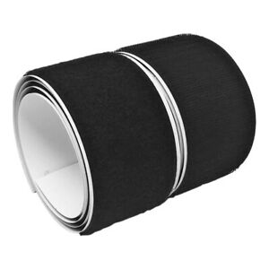 Strip With Ultra strong Adhesive Backing Black 50mm X 1m Us