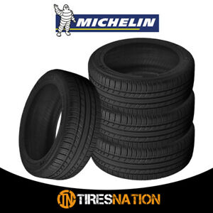 4 New Michelin Premier A S 225 60 16 98h Grand Touring All Season Tire