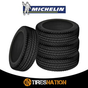 4 New Michelin Ltx A t 2 275 60 20 114s All terrain Tire
