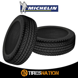 2 New Michelin Ltx A t 2 275 60 20 114s All terrain Tire