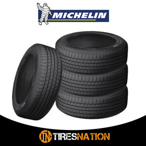 4 New Michelin Defender T h 215 65r16 Tires