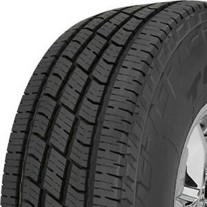 4 new 235 75r17 Toyo Tires Open Country H t Ii 109t 235 75 17 All Season Tires