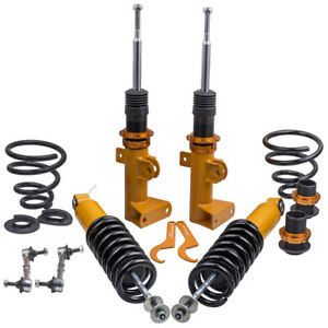 Height Adjustable Coilovers Kit For Mercedes C Class W203 2001 2007 Shock Struts