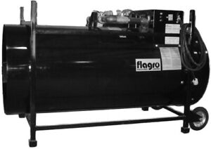 Flagro 1 Million Btus Dual Fuel Construction Heater
