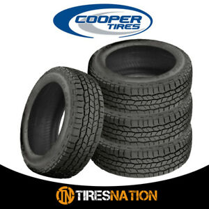4 New Cooper Discoverer At3 4s 245 70r16 107t Tires